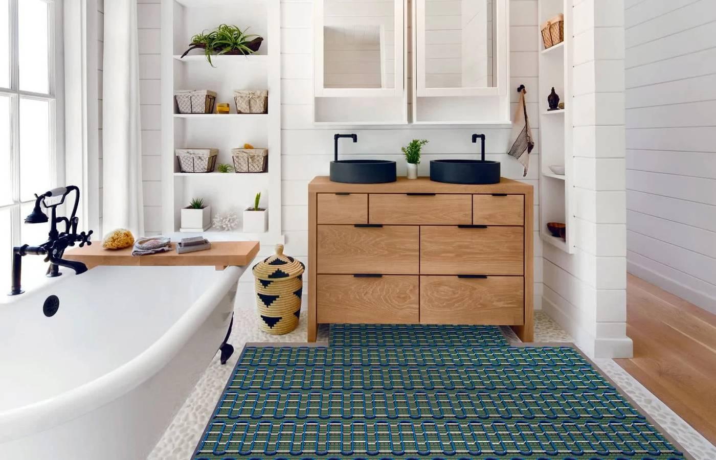 In-floor heating service by amaris