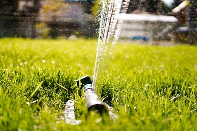 Sprinkler system set up by amaris group in north york