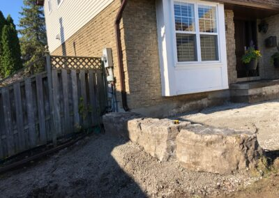 Interlocking Stone & Landscaping