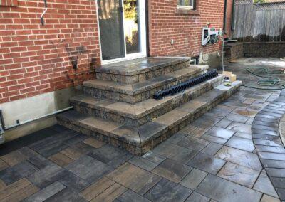Stairs, Interlocking Stone & Landscaping